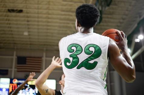 GALLERY: Men's basketball exhibition vs. Concord