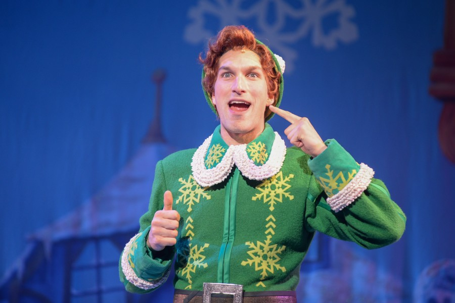 'Elf:The Musical' comes to the Keith Albee