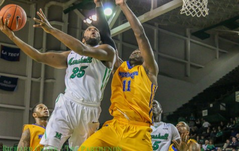 Ryan Taylor's journey to Herd basketball