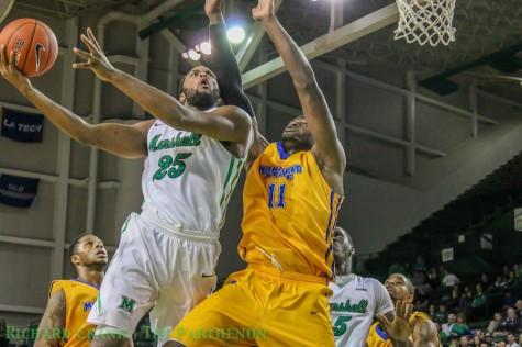 Ryan Taylor's journey to Herd basketball