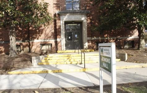 Honoring President Kopp through Jenkins Hall renaming