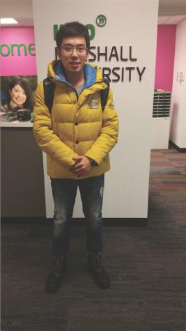 Meet an INTO-MU Student: Ruiqing Zhao