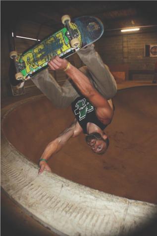 Skateboarders flock to new skate park