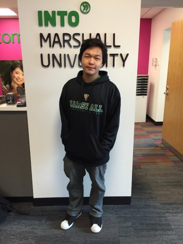 Meet an INTO Marshall Student: Arkar Htut