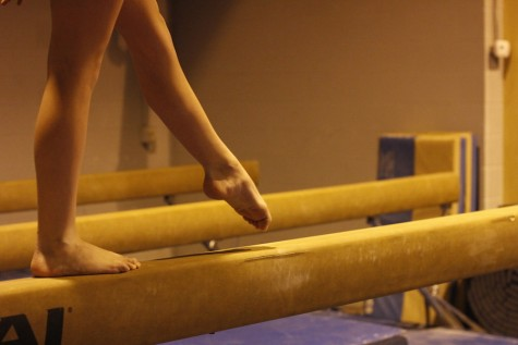 Gym gets community amped about gymnastics