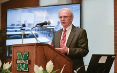 Board discusses search for new Marshall president