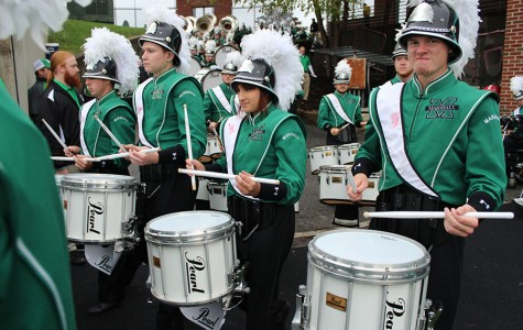 Herd band director leads Marching Thunder in new direction