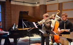 Jason Miller Performs for Jazz Series Finale