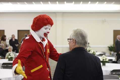 PR students raise more than $10,000 for Ronald McDonald House