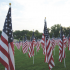 The Healing Field in Spring Hill Cemetery is a memorial for those who died Sept. 11, 2001, the 1970 Marshall plane crash victims and veterans of the armed forces.
