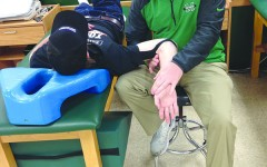 Athletic training keeps Herd athletes healthy