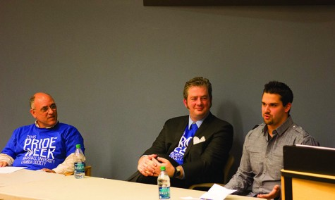 Panel discusses Christian view of sexuality Thursday