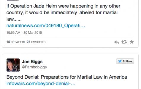 Operation Jade Helm raises concerns of government intrusion on civil liberties