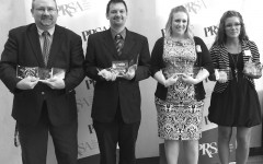 Marshall public relations students win 13 awards