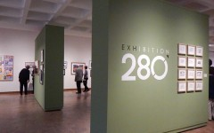 Exhibition 280 art show at Huntington's Museum of Art