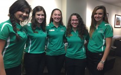 Presidential Ambassadors give a student face to Marshall