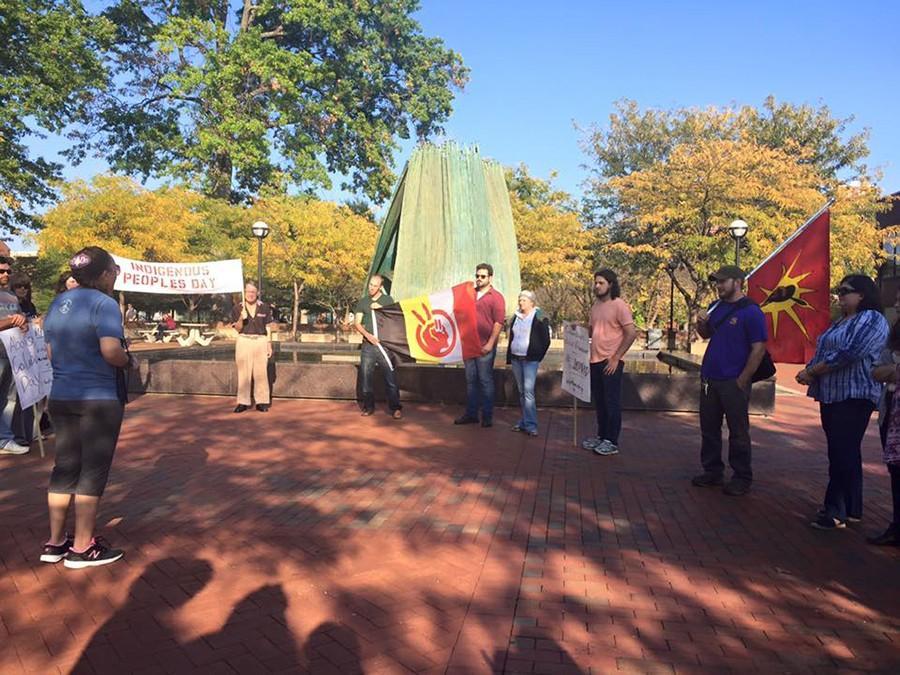 MU Native American Student Organization celebrates Indigenous Peoples Day Monday