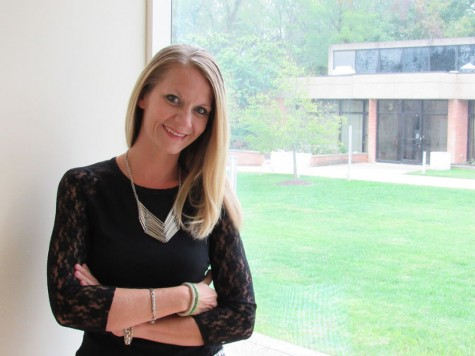 Tess Moore helps keep the doors of the Huntington Museum of Art open