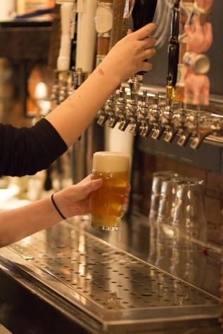 Survey explores possibility of stadium alcohol sales