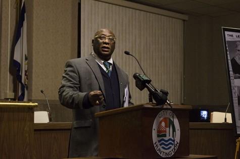 Journalism professor delivers Carter G. Woodson lecture