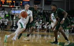 New guard combination making an impact in inaugural season with Marshall program