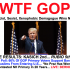 The Huffington Post uses home screen to criticize Donald Trump after the New Hampshire primary.