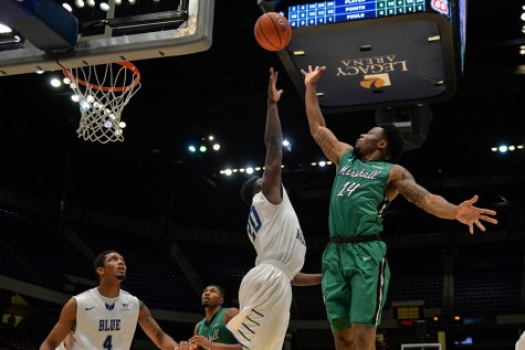 Marshall heads south for battle with Blue Raiders