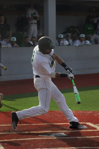 Herd baseball hits the road against Charlotte, eyes C-USA tourney bid