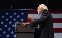 Sanders starts political revolution in Huntington