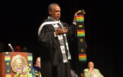 Donning of Kente celebrates students accomplishments