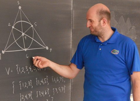 Math department launches first hybrid master's program