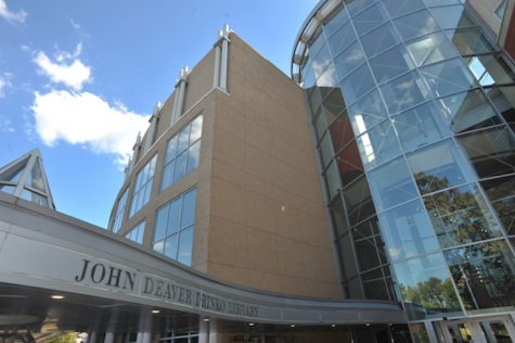 Four Drinko study rooms close for renovation