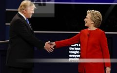 Clinton, Trump go head to head on foreign policy, race during first presidential debate