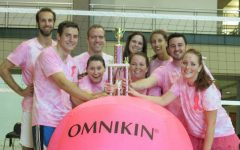 Spike for a cure: Big Pink Volleyball Tourney returns