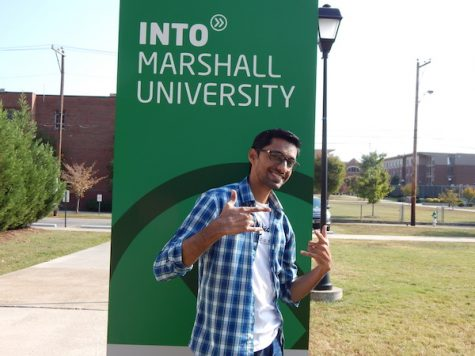 Meet an INTO Marshall Student: Shahid Ali