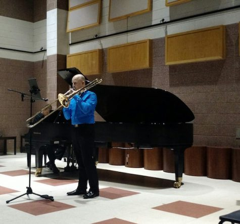 Musical family performs at Jomie Jazz Center