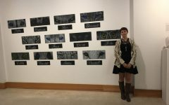 Meet senior capstone exhibit artist Ashleigh Adkins