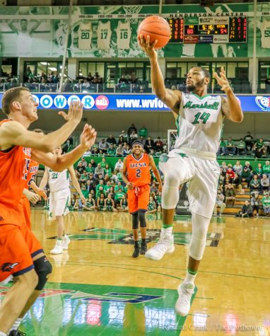 Herd never trails, dominates UTSA in win