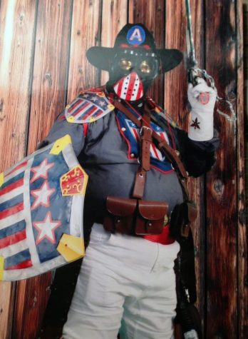 Huntington's American Ranger: in person and on the page