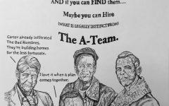Editorial Cartoon: The A-Team