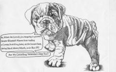 Editorial Cartoon: Silencing Sen. Warren