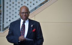 Community leader presented first Carter G. Woodson Lyceum award