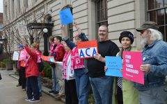 'Rally for Healthcare' strives to show importance of the ACA, Planned Parenthood