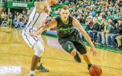 Browning-led Herd throttle Owls, advance to C-USA quarterfinals