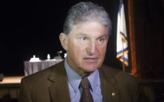 Manchin makes stop in Huntington for health care town hall