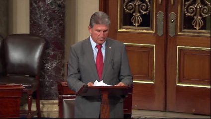 Sen. Manchin introduces  Clean Start, LifeBOAT Act