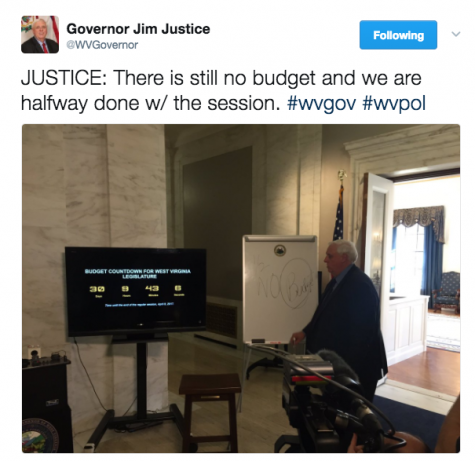 Justice discusses budget proposals at infrastructure lecture