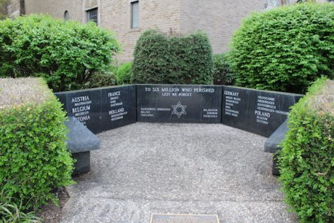 Huntington honors  Holocaust victims