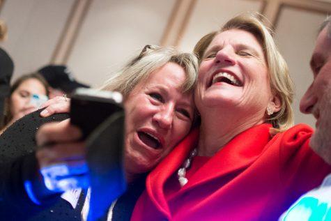 Capito elected first female senator to represent W.Va.