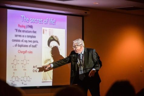 Astrophysicist encourages 'brilliant' mistakes